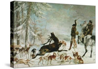 The Death of the Deer, 1867