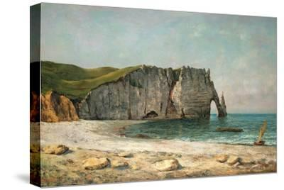 The Sea-Arch at Etretat, 1869