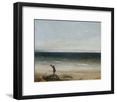 The Seashore at Palavas, 1854