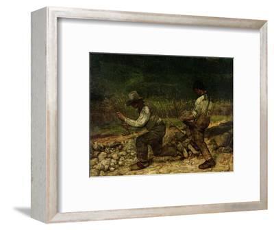 The Stonebreakers (Oil)