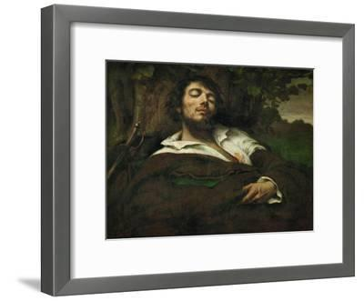 The Wounded Man, circa 1855