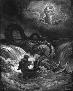 Leviathan by Gustave Dor?
