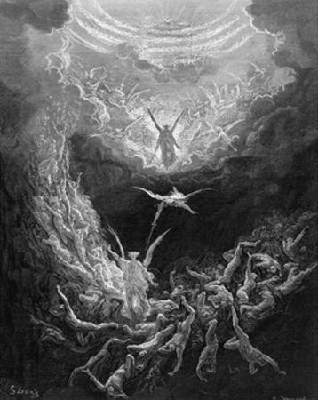 The Last Judgment by Gustave Dor?