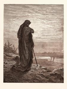 Amos the Prophet by Gustave Dore