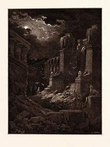 Babylon Fallen by Gustave Dore
