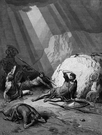 Conversion of St Paul on the Road to Damascus, 1865-1866
