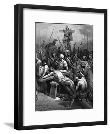 Crucifixion, 1866