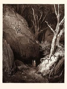 Dante and His Guide by Gustave Dore