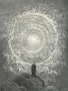 Dante's Paradisio by Gustave Dore