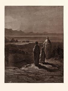 Dante by Gustave Dore