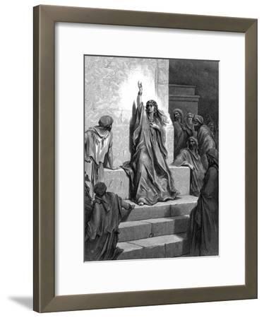 Deborah, Hebrew Prophetess and Judge, 1866