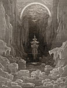 Ice Ship by Gustave Doré