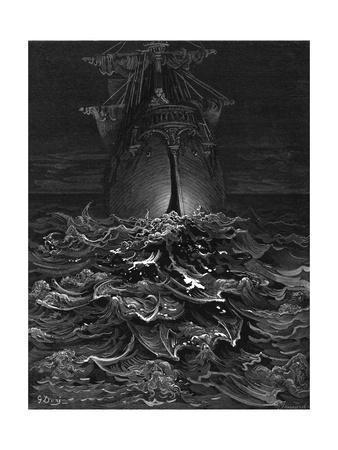 Mariner, Rotting Sea