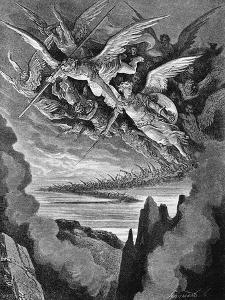 Milton's Paradise Lost by Gustave Dore