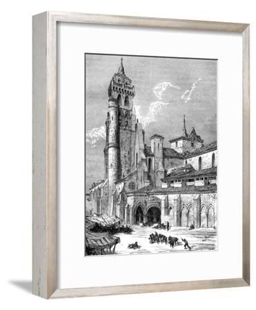 Monasterio De Las Huelgas, Burgos, Spain, 19th Century