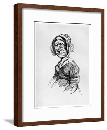 Mrs Grundy': Portrait of a Londoner, 19th Century