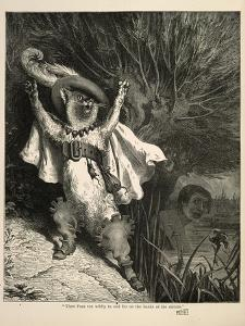 Puss in Boots by Gustave Doré
