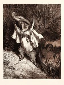 Puss in Boots by Gustave Dore