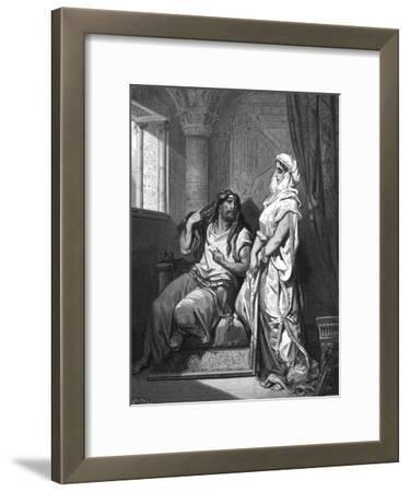 Samson and Delilah, 1866