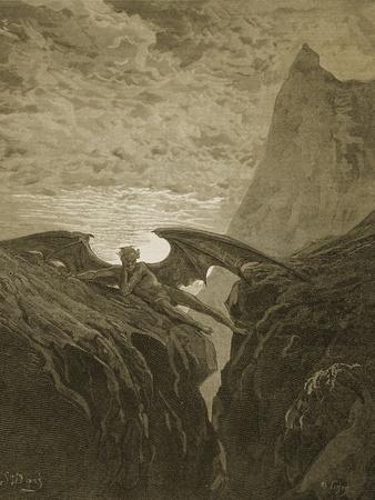 Satan Resting on the Mountain
