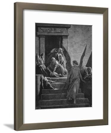 Seven Plagues of Egypt, 1866