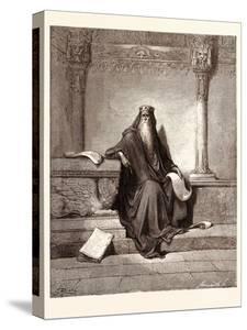 Solomon by Gustave Dore