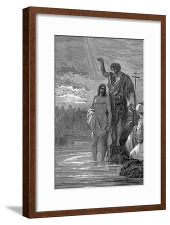 The Baptism of Christ, 1st Century