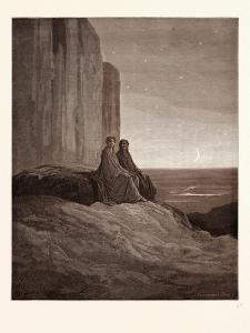 The Break of Morning by Gustave Dore