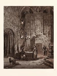The Enchanted Castle by Gustave Dore