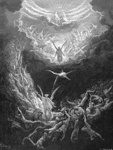 The Last Judgement, 1865-1866 by Gustave Doré