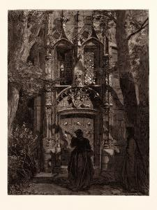 The Mock Serenade by Gustave Dore