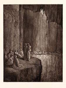 The Spirits of the Envious by Gustave Dore