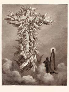 The Vision of the Cross by Gustave Dore