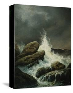 The Wave by Gustave Doré