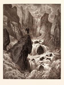 Tigris by Gustave Dore