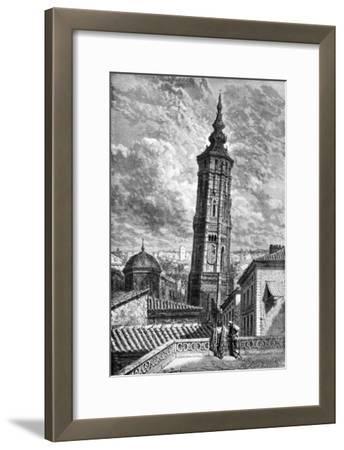 Torre Nueva, Zaragoza, Spain, 1929