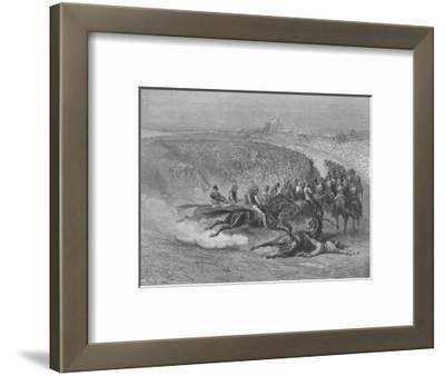 Victorian Derby at Tattenham Corner, 1872