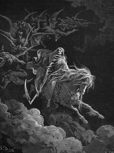 Vision of Death by Gustave Doré
