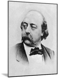 Gustave Flaubert French Writer