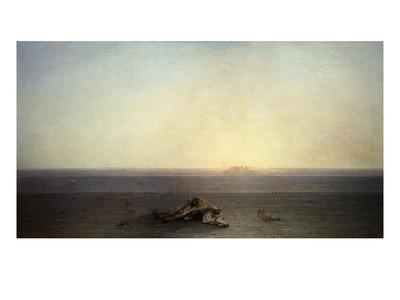 The Desert (Le Désert), 1867 (Rf 505)