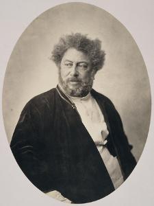 Alexandre Dumas père en costume russe by Gustave Le Gray