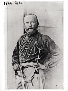 Portrait of Giuseppe Garibaldi (1807-82) 1860 by Gustave Le Gray