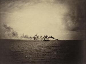 Vapeur by Gustave Le Gray