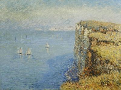 Cliffs in Normandy; Falaises En Normandie, 1901