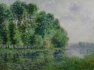 Landscape by the Sea by Gustave Loiseau