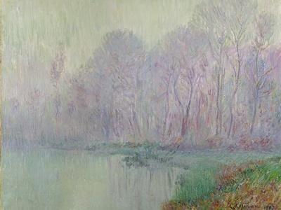 Morning Mist, 1907
