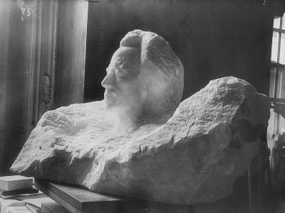 Gustave Mahler-Auguste Rodin-Giclee Print