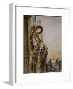 Ange voyageur by Gustave Moreau