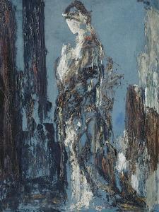 Ebauche (Hélène) by Gustave Moreau