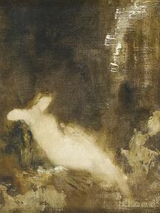 Fée aux griffons by Gustave Moreau